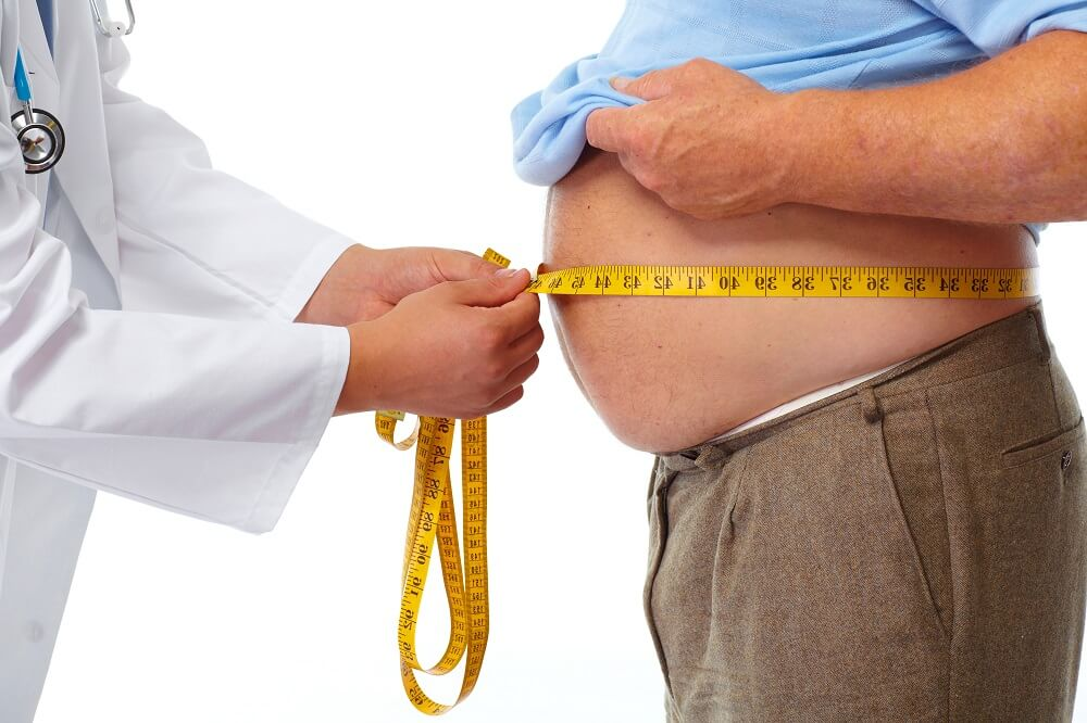measuring before gastric bypass